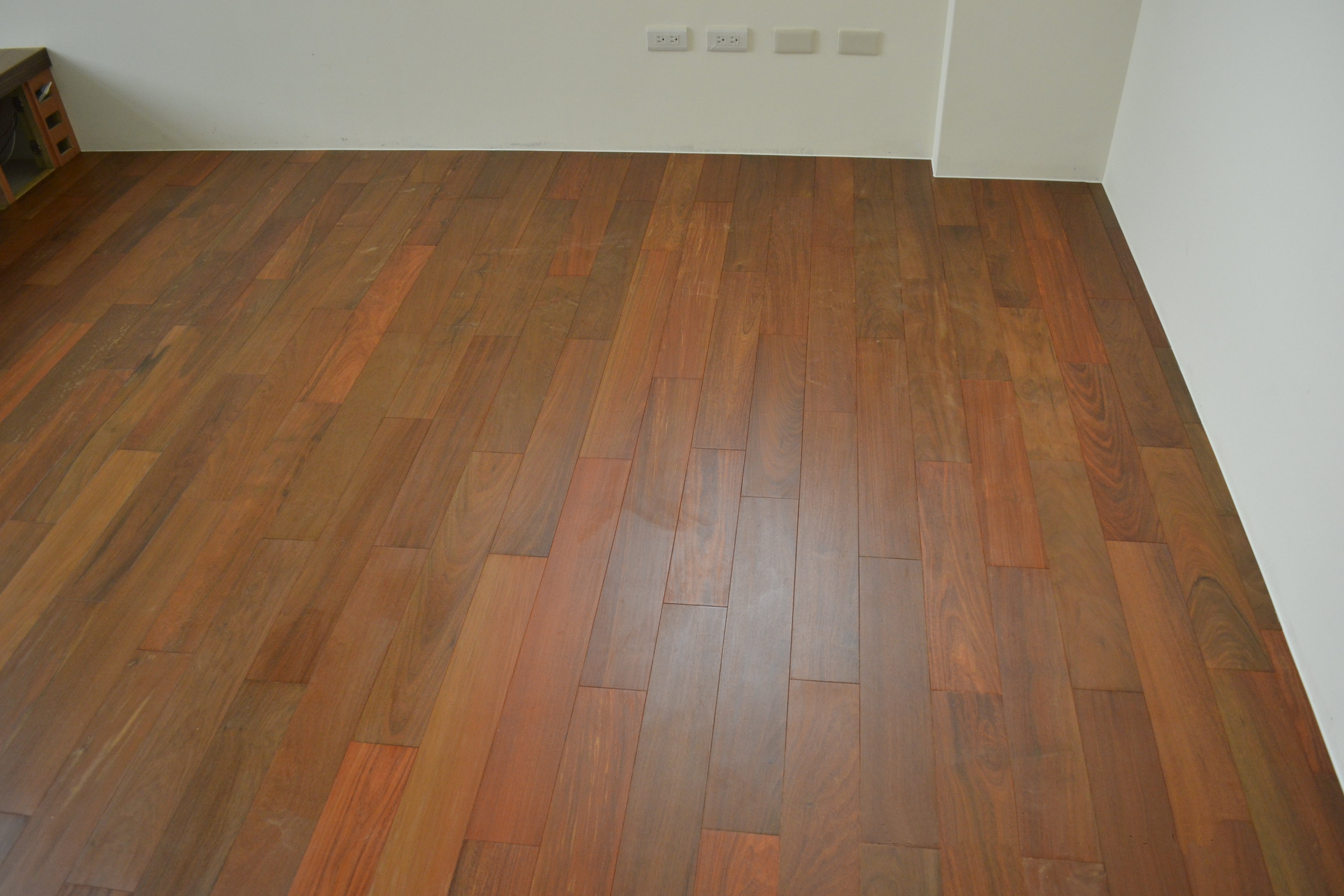 新原古-綠檀實木地板