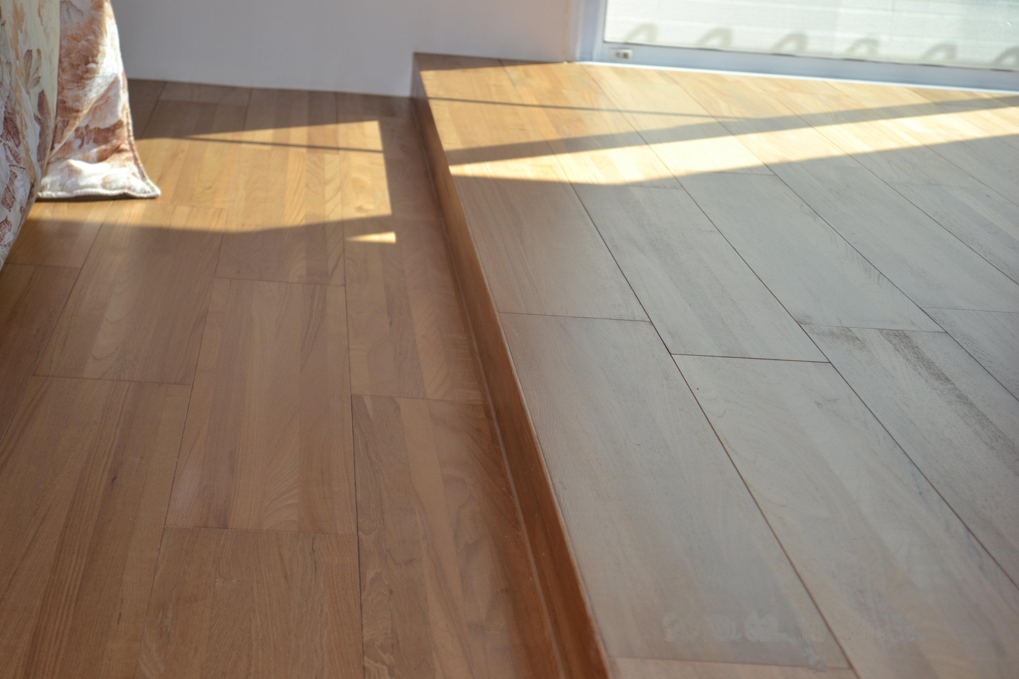 新原古-藝術多拼 緬甸柚木 海島複合地板 5寸5分厚單片300條