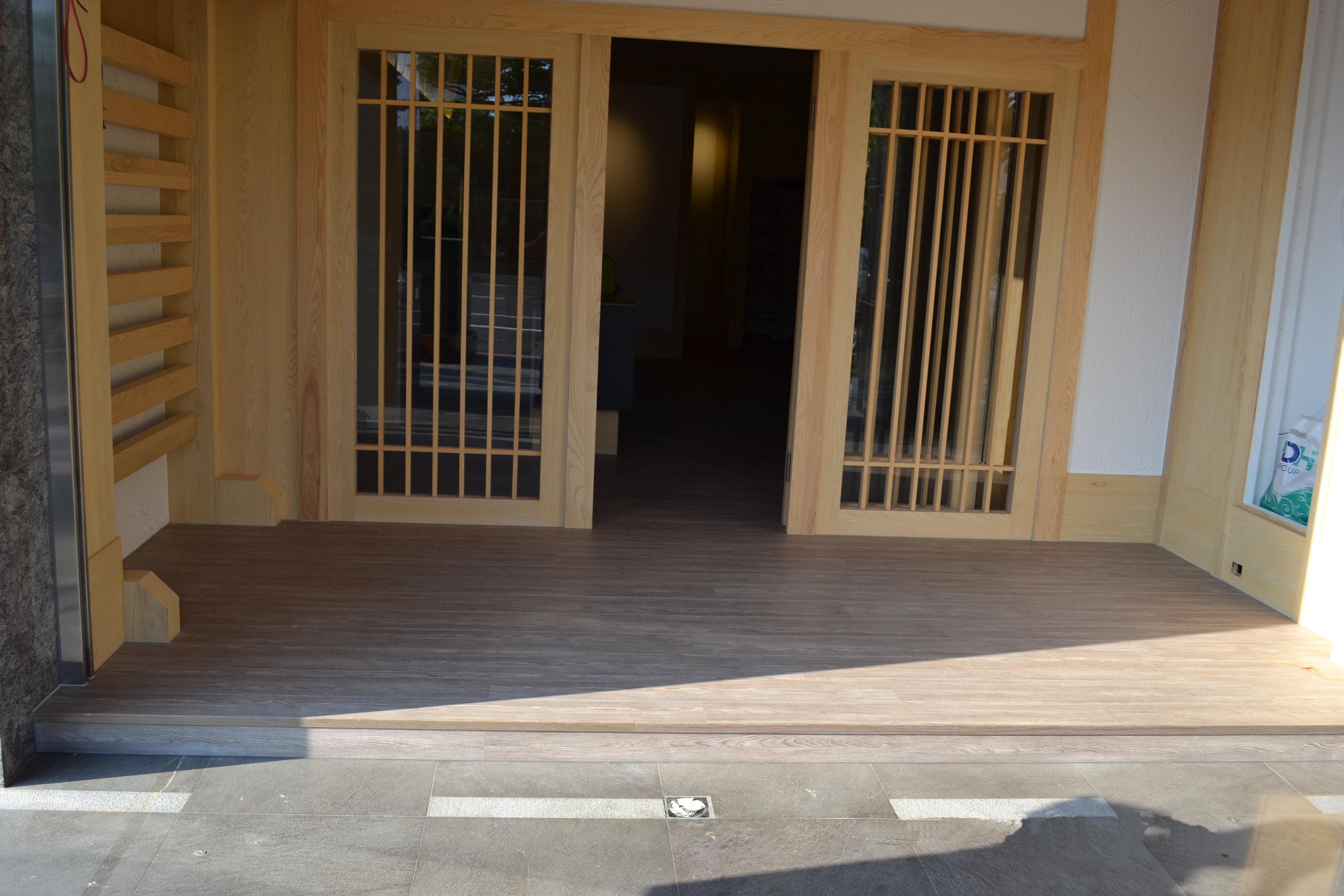 美耐板超耐磨地板 時尚自然紋 禪風古橡(台中)