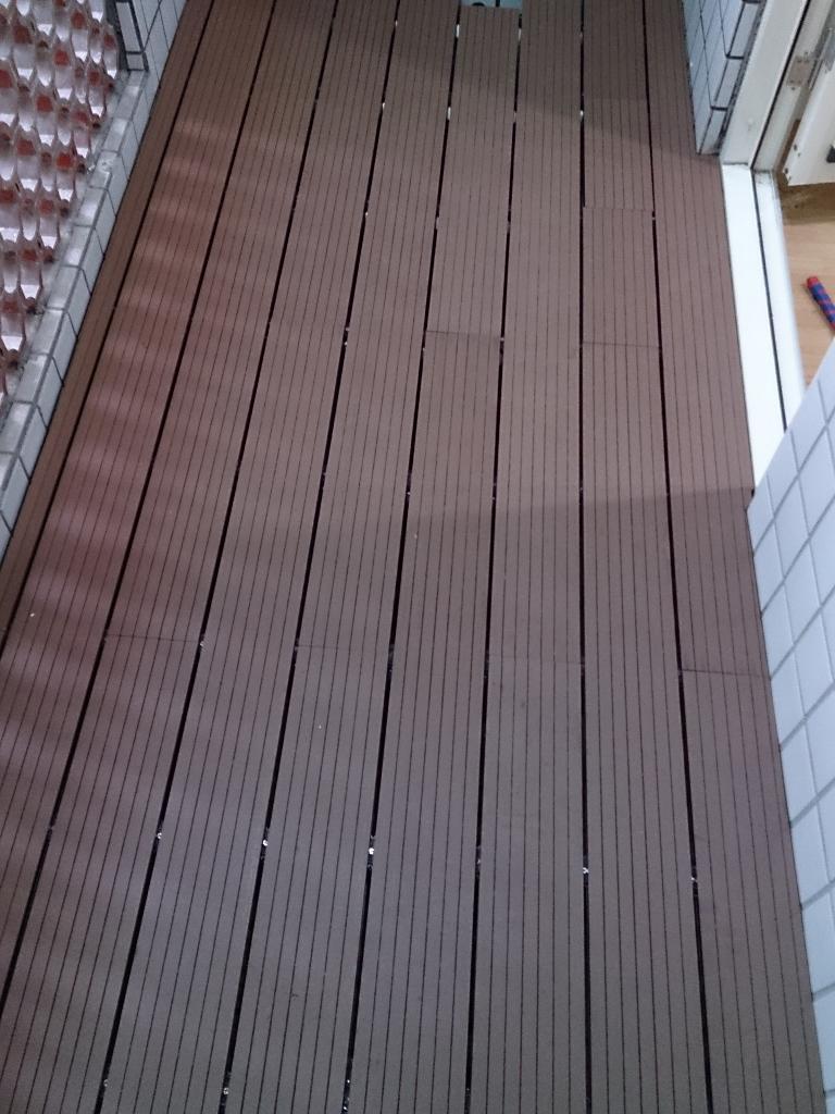 室外塑木地板