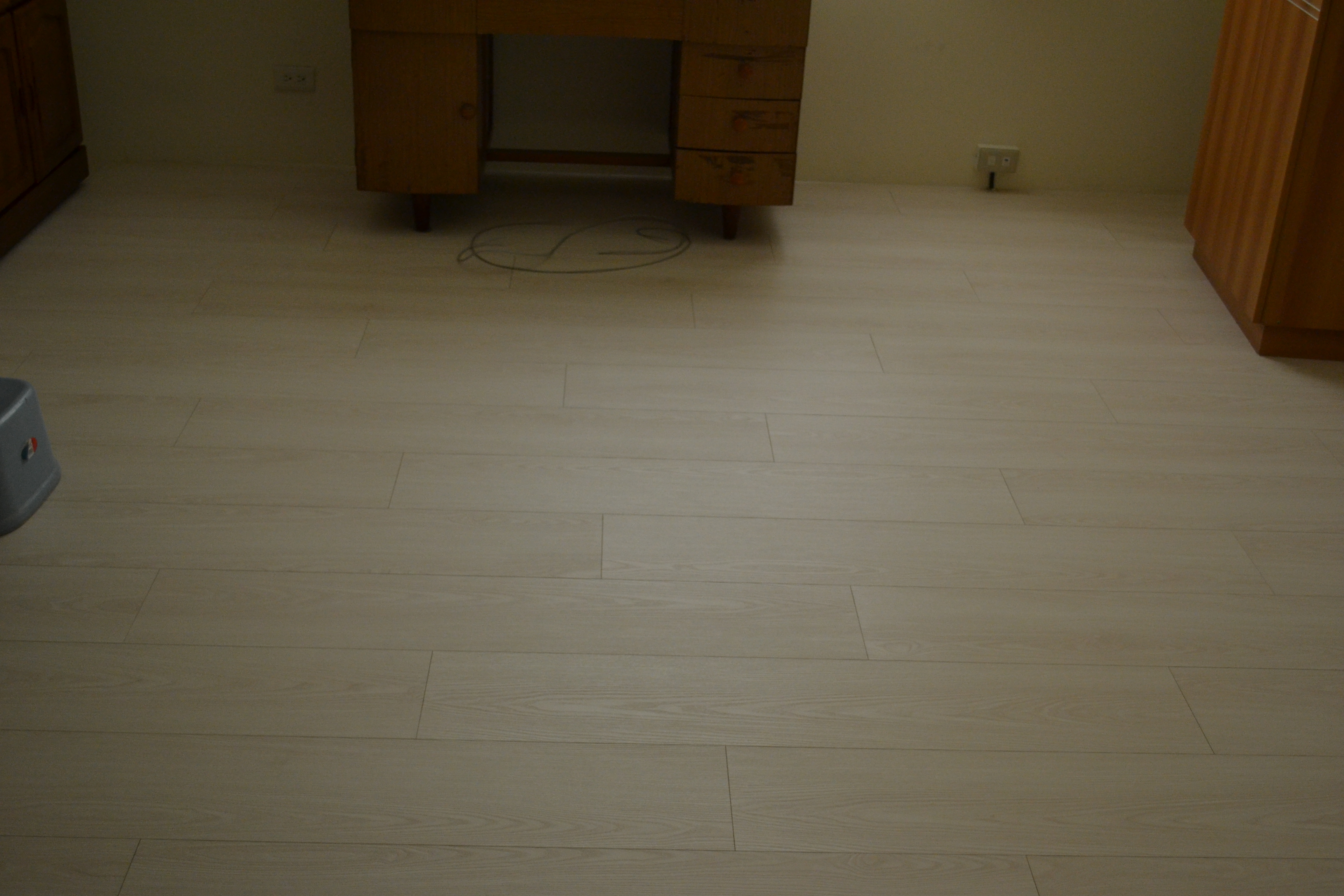 超耐磨地板 碳化基材 白沙灣