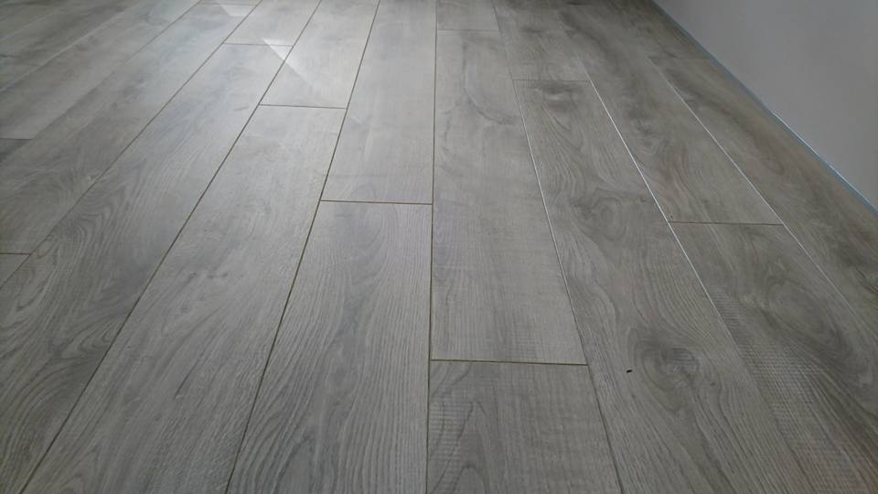 Vitality 超耐磨地板 Sandstorm Oak 消光灰橡木(新竹)