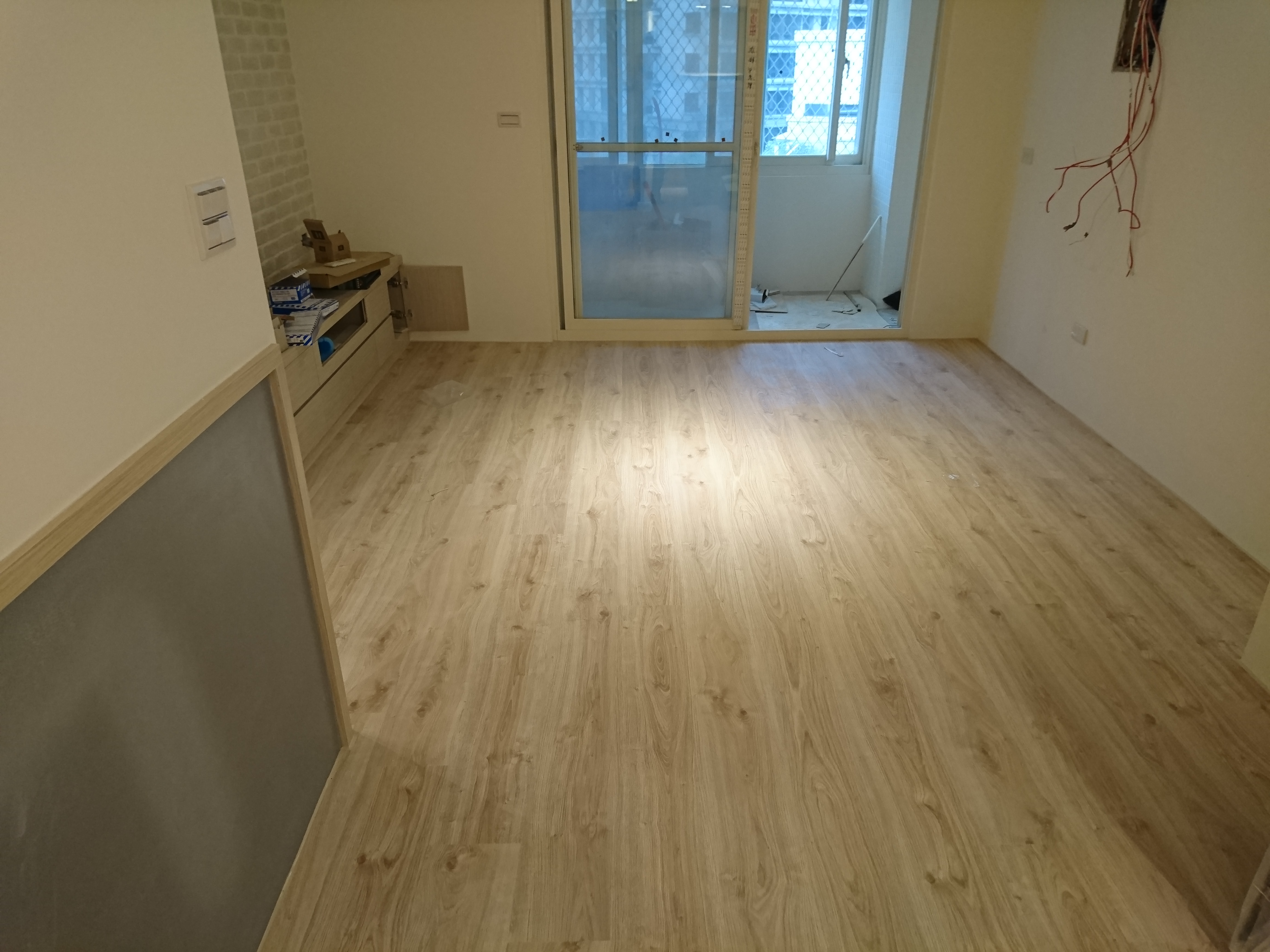 Egger 超耐磨地板 新北歐白橡