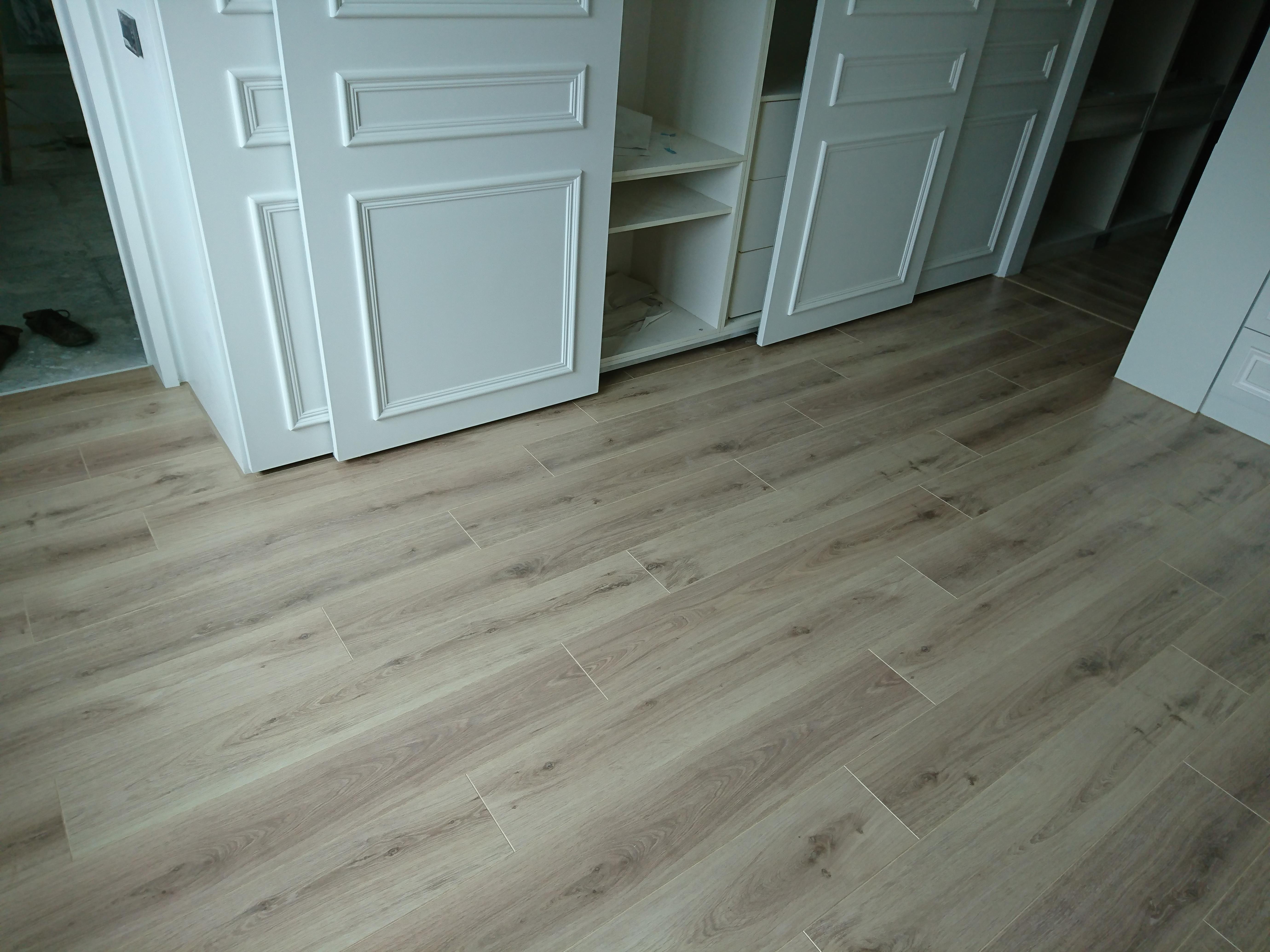 Vitality 超耐磨地板(比利時原裝進口) 洗白橡木491(南港)