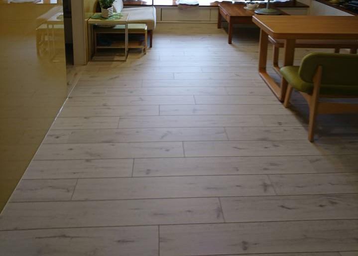 Vitality 超耐磨地板 比利時原裝進口白雲橡木