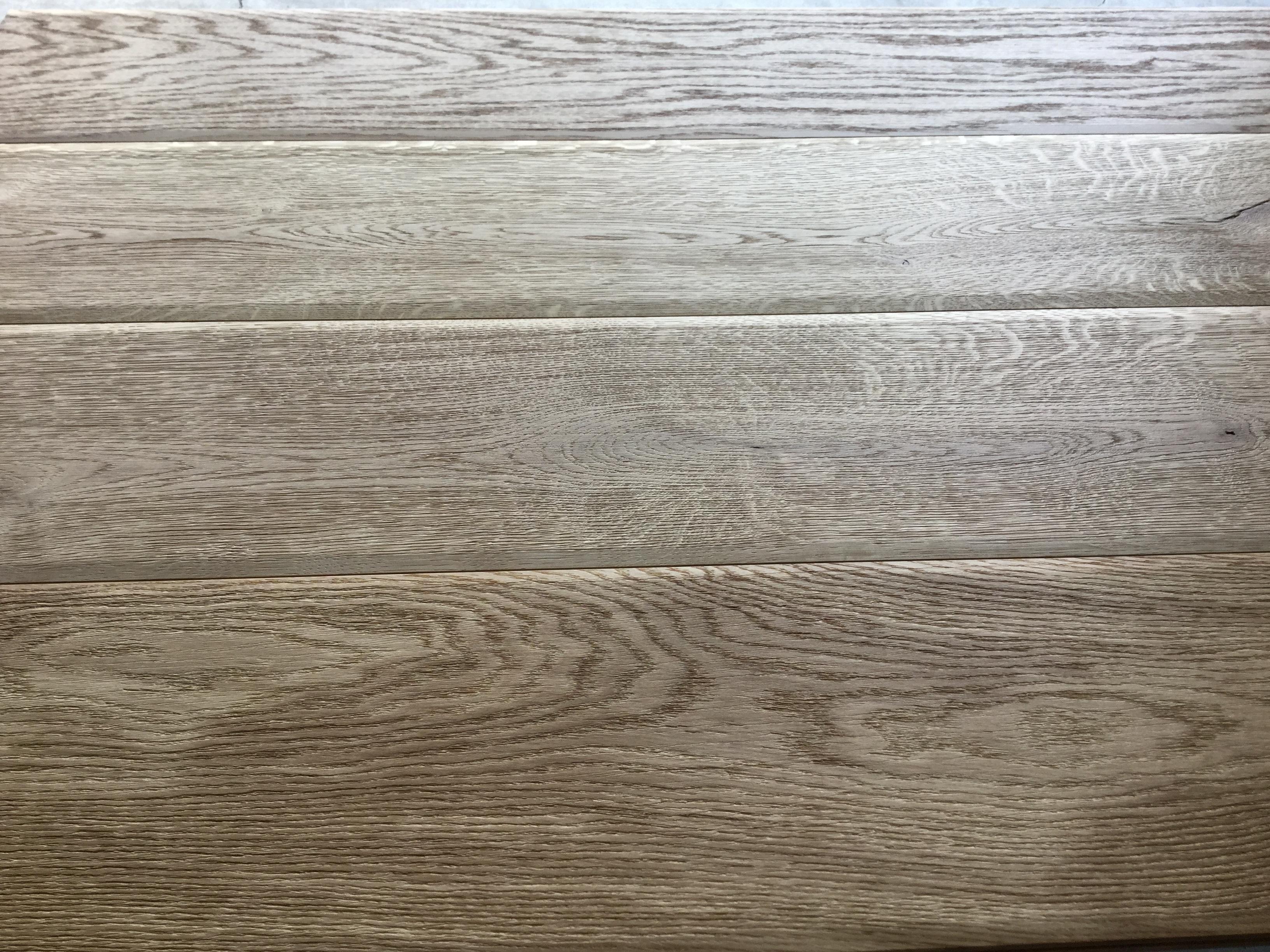 自然級 北美橡木 大倒角地板